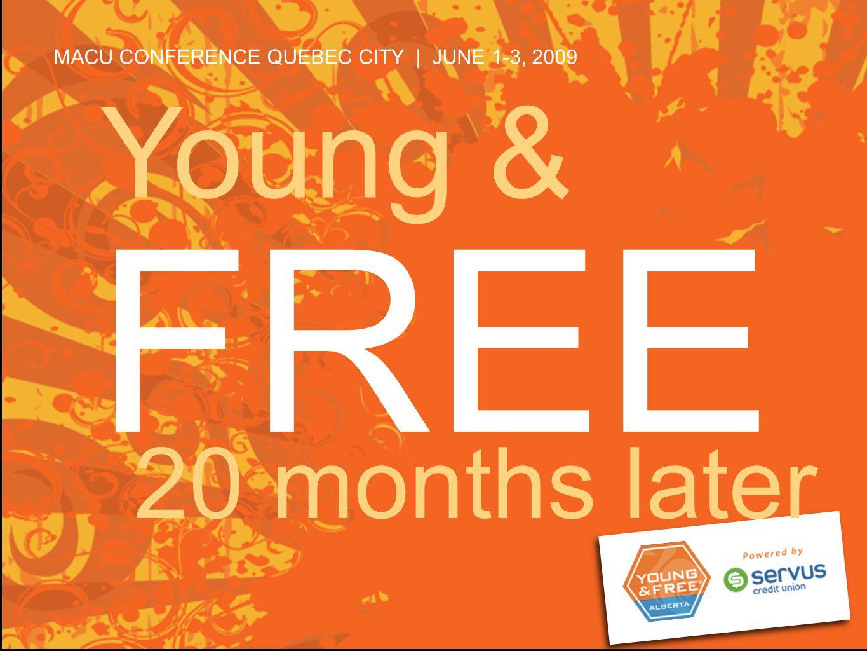 Meet the 2009 Young & Free Alberta Spokesperson, Myles Peterman