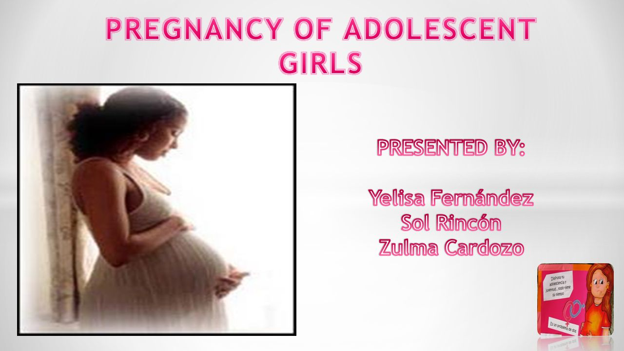 In colombia the great social problem is teen pregnancy of women who are in school years