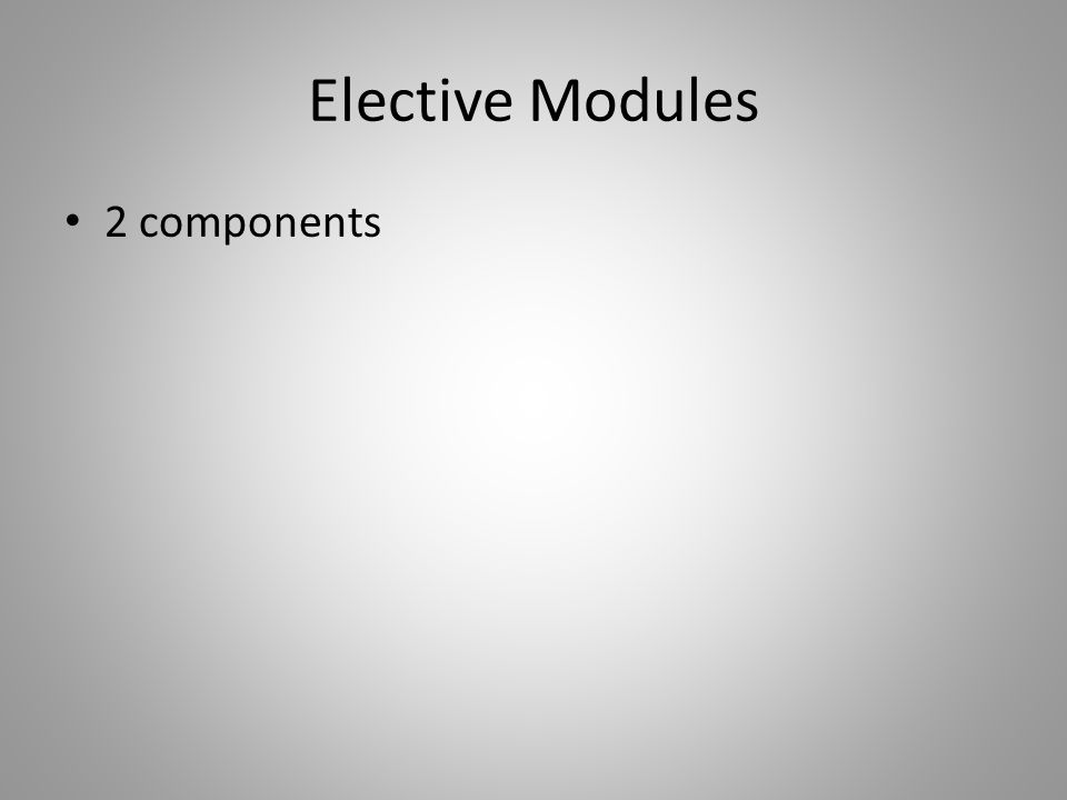 2 components