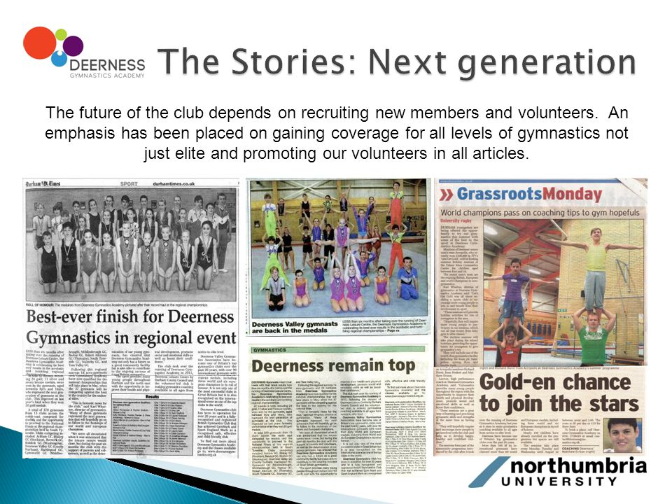 The future of the club depends on recruiting new members and volunteers.