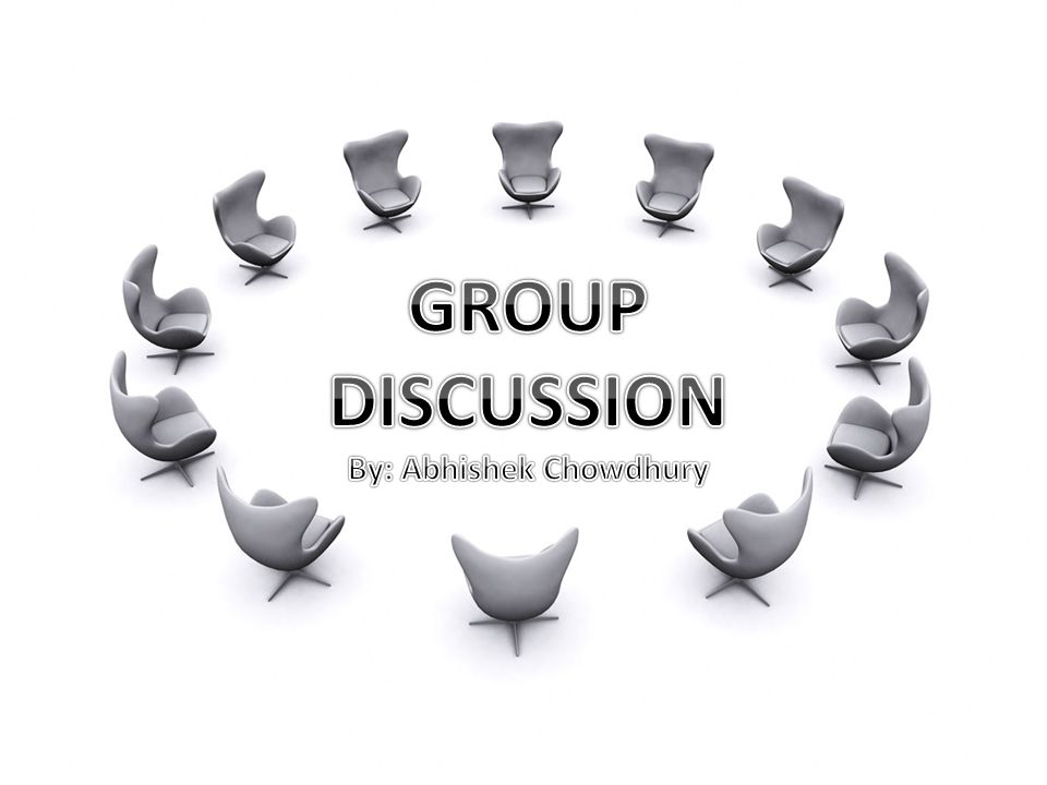 Emotional outburst Deviate from the subject.Treat the discussion as a forum to air your own views.