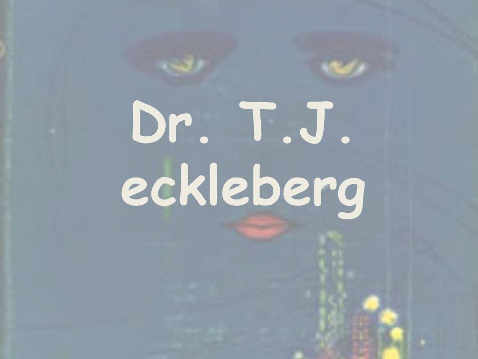 Dr. T.J. eckleberg