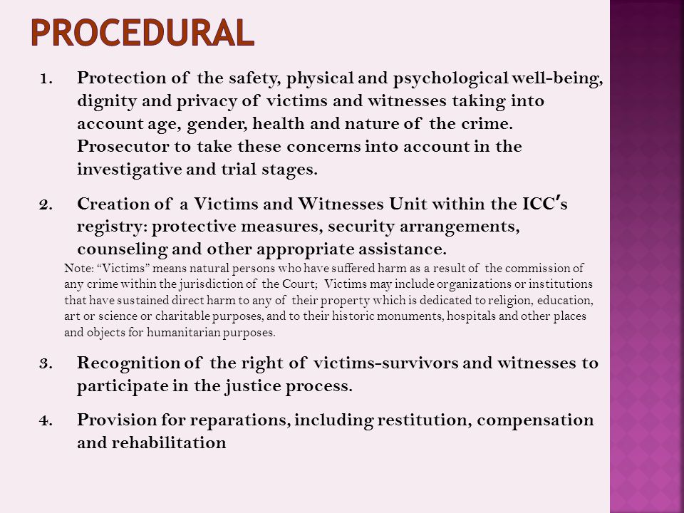 Maraming Salamat po.1998 July 17, 1998: Rome Statute of the ICC adopted by a vote of 120-7.