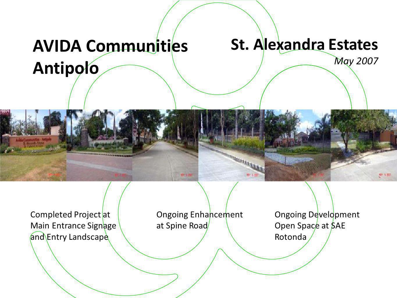 AVIDA Communities Antipolo St.