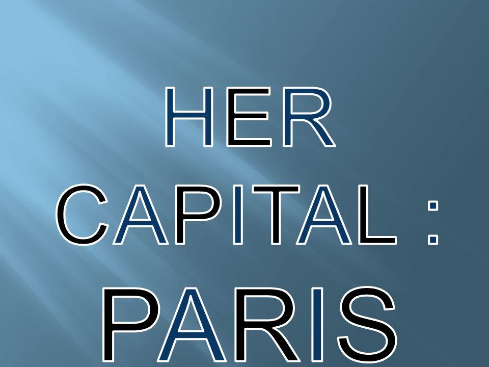 Paris counts 2.3 millions inhabitants.Paris divided into 30 district.