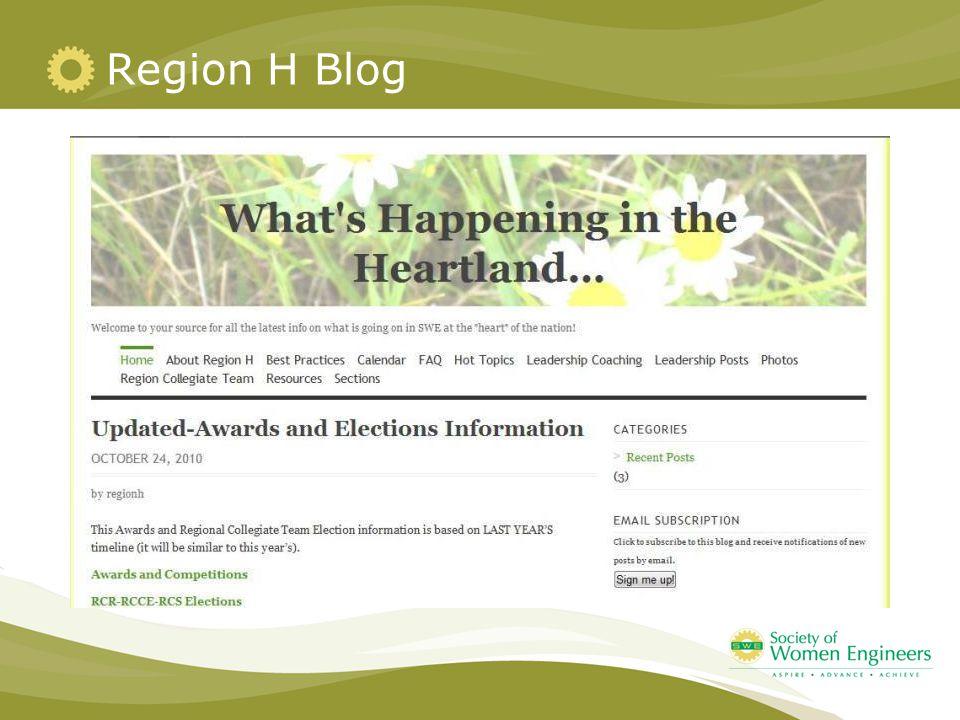 Region H Blog
