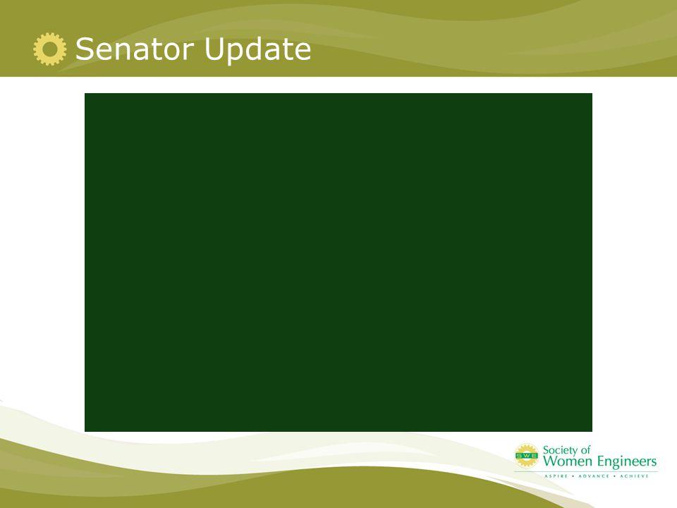 Senator Update