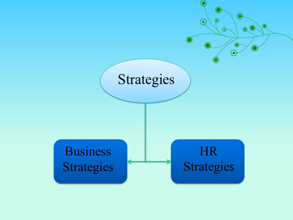 Strategies Business Strategies HR Strategie s