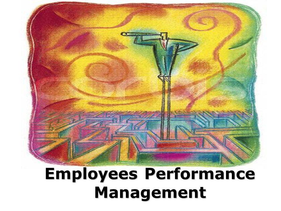 Employees Performance Management