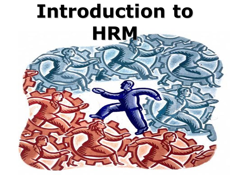 Importance of Human Resource Management Staff is the most important resource of an organization.
