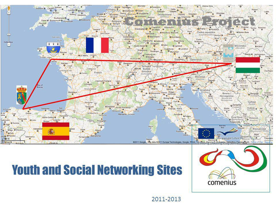 Youth and Social Networking Sites Comenius Project 2011-2013