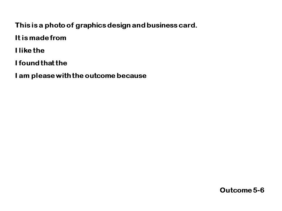 This is a photo of graphics design and business card.