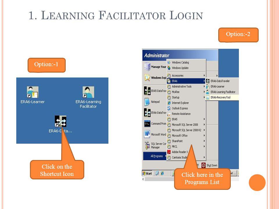 4.1 Chat Collaboration menu >> Chat >> Block/Unblock Learner 1.
