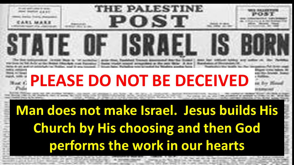 Isaiah told us who the redeemer would come for unto them that turn Isaiah 59:20 - the Redeemer shall come to Zion, and unto them that turn from transgression in Jacob, saith the LORD Jesus Comes to those that truly REPENT.