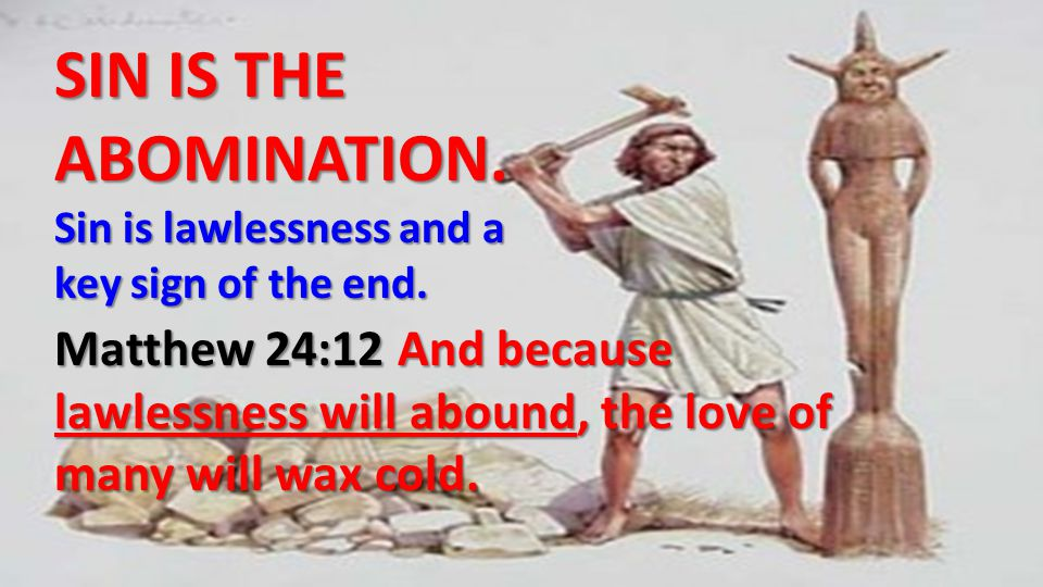 Proverbs 6:16 There are six things which the LORD hates, Yes, seven which are an abomination to Him Proverbs 12:22 Lying lips are an abomination to the LORD.