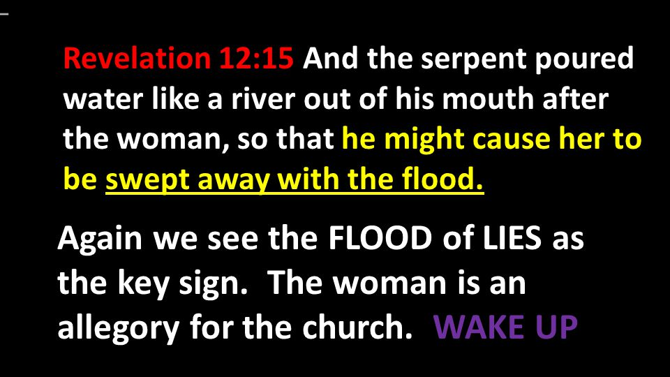 Revelation 13:11 Then I saw another beast, coming out of the earth.
