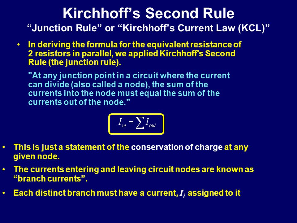 (a) I 1 < I 2 (b) I 1 = I 2 (c) I 1 > I 2 1B – What is the relation between I 1 and I 2 ? 1B Consider the circuit shown: –What is the relation between