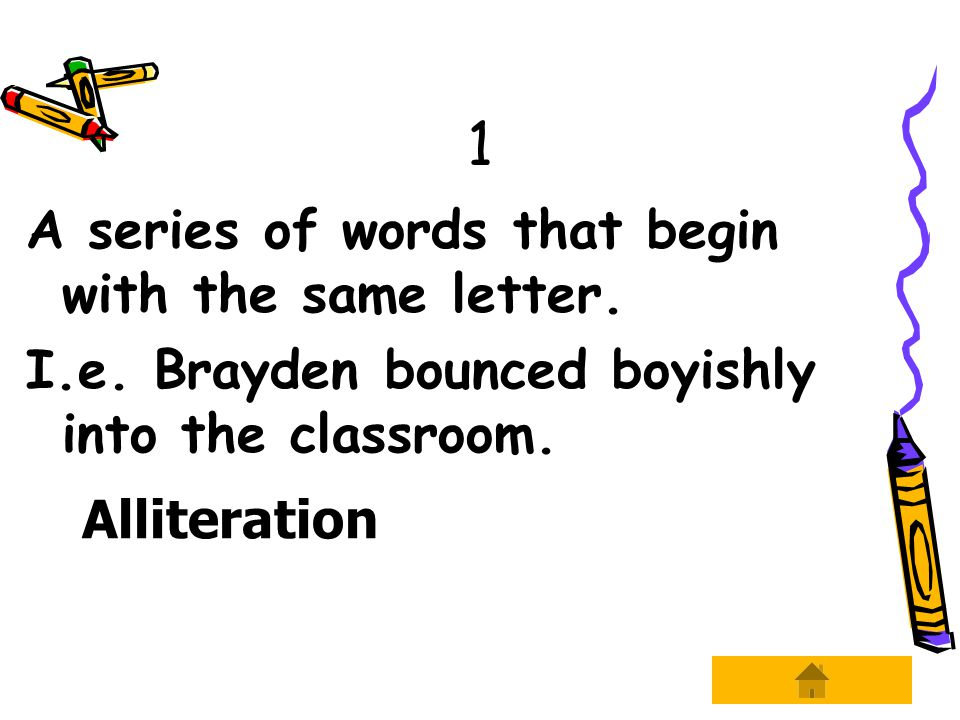 32 The type of writing that tells a story. It contains a beginning, middle, and end. Narrative