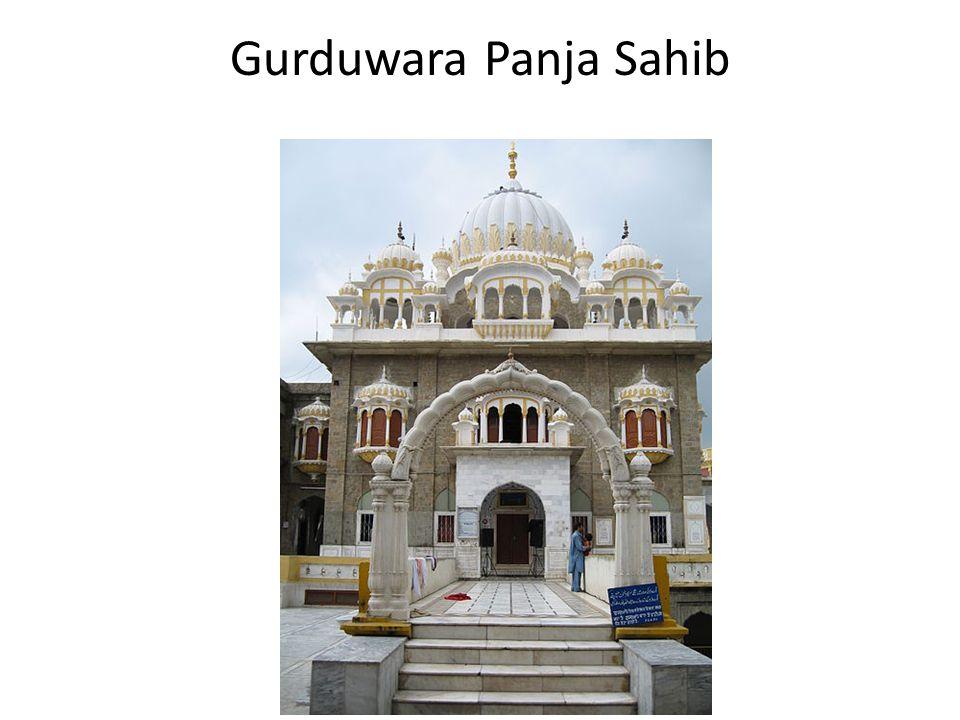 Gurduwara Panja Sahib