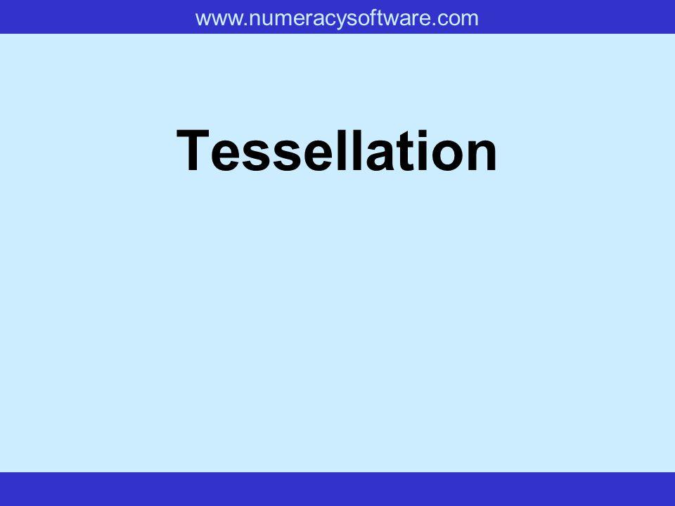 www.numeracysoftware.com Tessellation