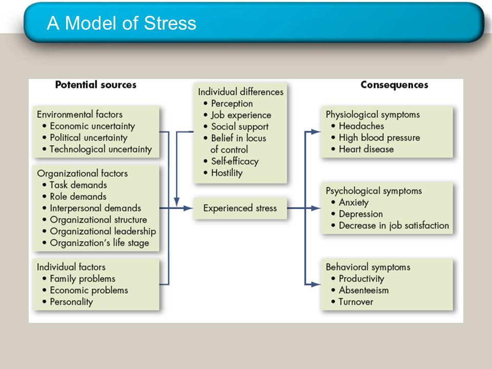 © 2005 Prentice Hall Inc. All rights reserved. A Model of Stress