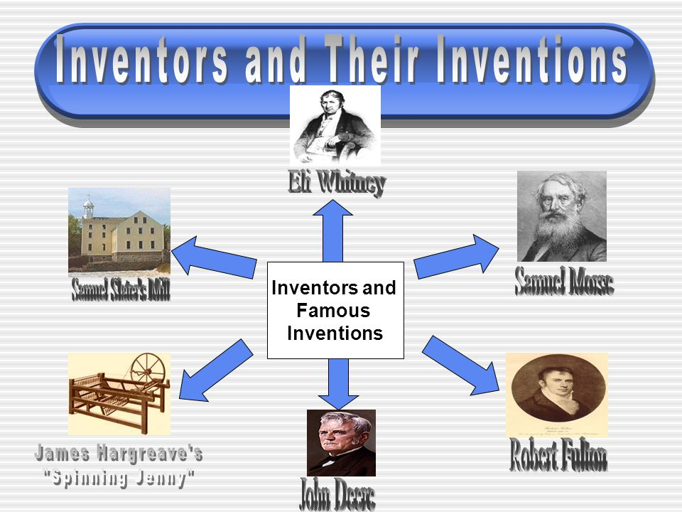 Inventors and Famous Inventions