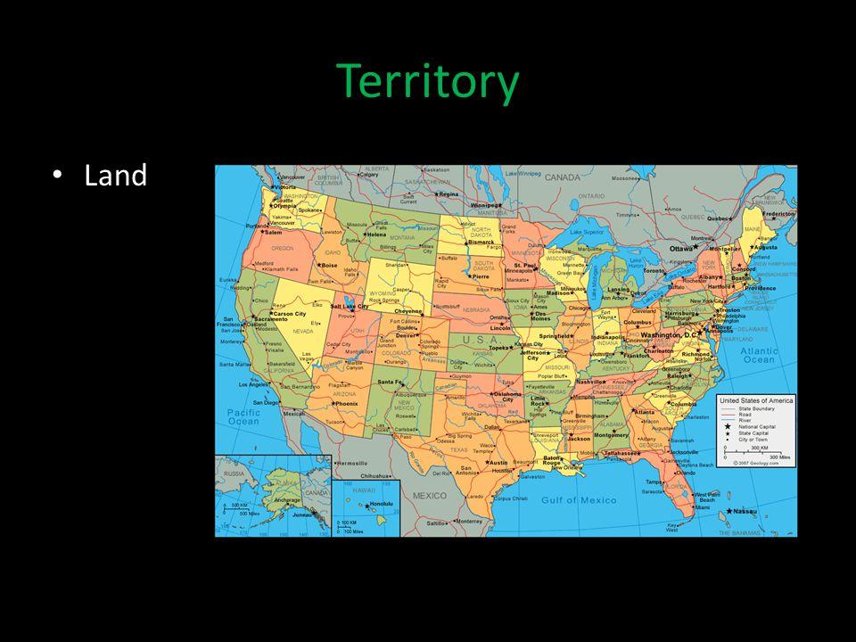 Territory Land