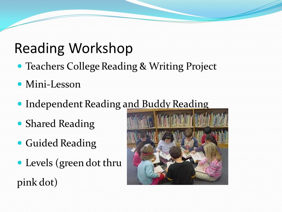 Reading Logs Can be filled out at home on a daily basis.