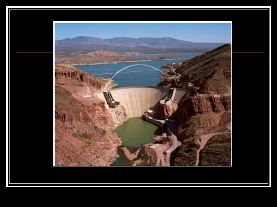 HOW HYDROPOWER WORKS Hydroelectric power comes from water at work, water in motion