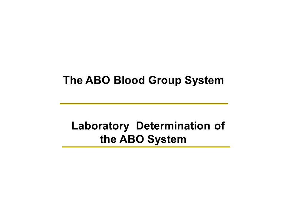 ABO Blood Groups ABO Group Antigen Present Antigen Missing Antibody Present A ABanti-B B BAanti-A O NoneA and Banti-A, anti-B, anti-A,B AB A and BNone