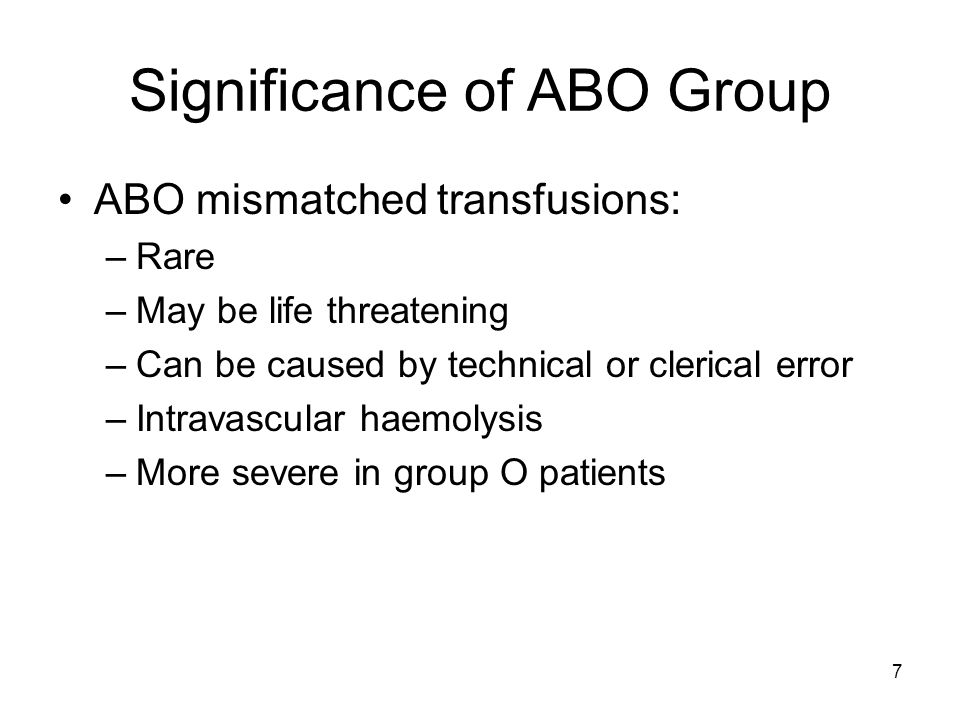 Blood Transfusions A blood transfusion is a procedure in which blood is given to a patient through an intravenous (IV) line in one of the blood vessel