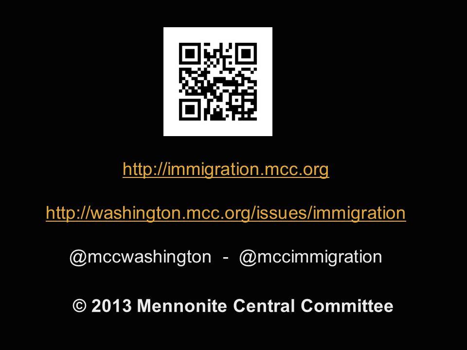 http://immigration.mcc.org http://washington.mcc.org/issues/immigration http://immigration.mcc.org http://washington.mcc.org/issues/immigration @mccwa