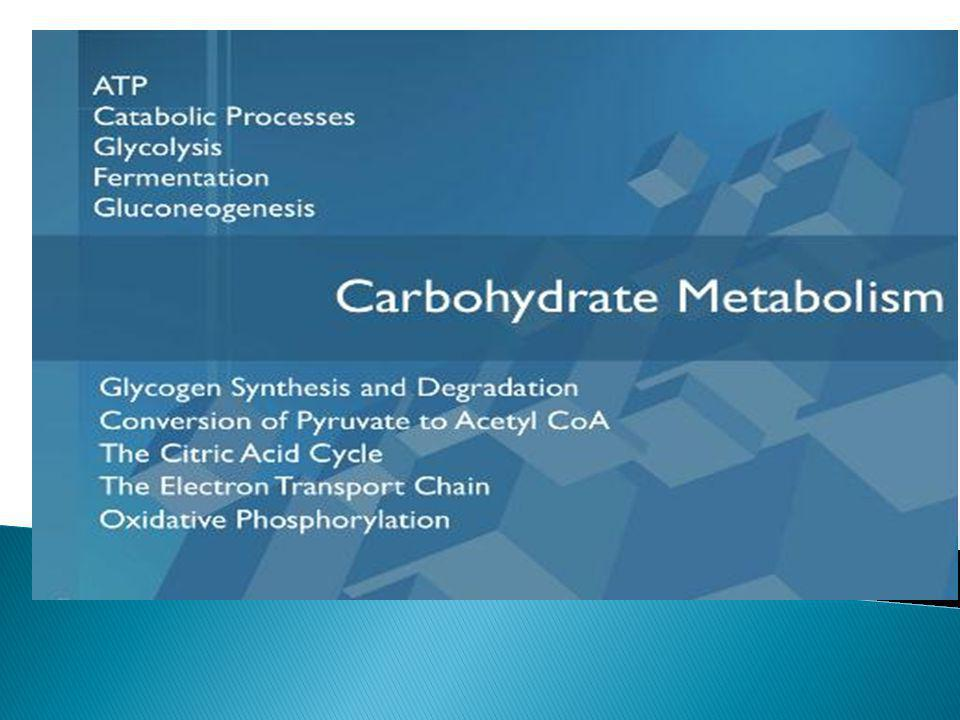 Carbohydrates Carbohydrates are called carbohydrates because they are essentially hydrates of carbon (i.e.