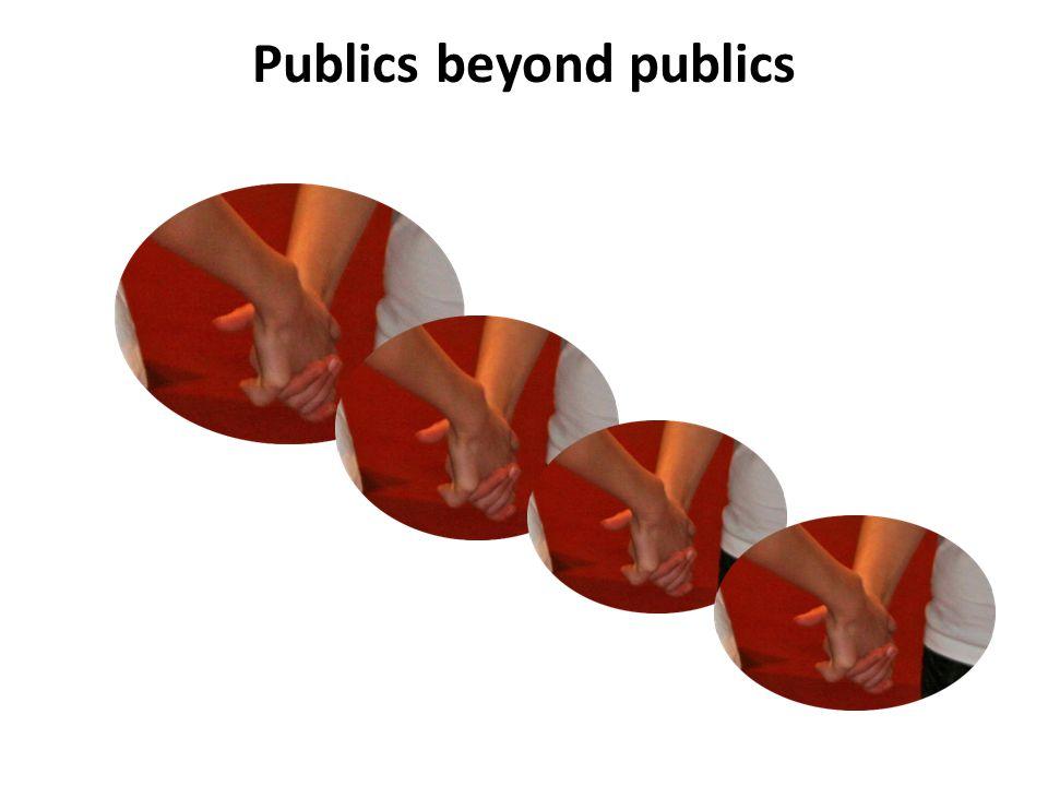 Publics beyond publics