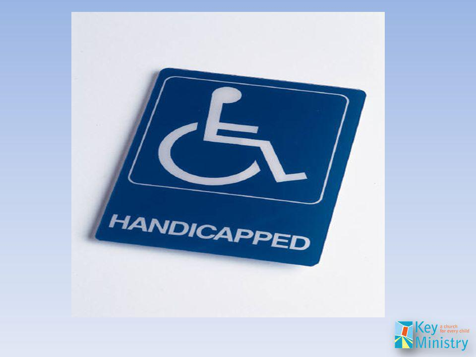 Rethinking disability and church An individual with a disability is defined as a person who has a mental or physical impairment that substantially limits one or more major life activities, a record of such impairment, or is regarded as having such an impairment.