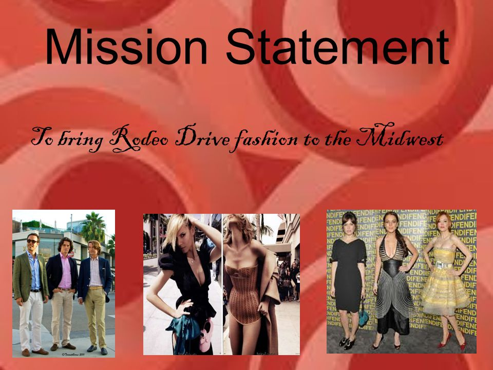 Business Description Stylish and trendy clothing store for men and women located in the heart of downtown Chicago on the magnificent mile known as Michigan Ave