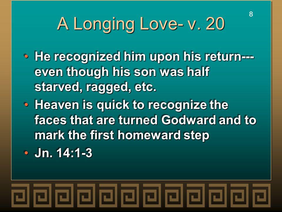 8 8 A Longing Love- v.