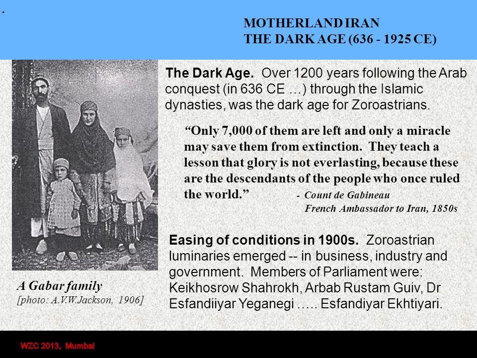 The Dark Age.