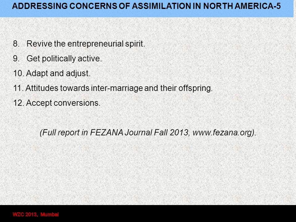 """A glimpse of the responses from a cross-section of N.A. elders as well as """"next generation"""" Z's suggesting """"actions"""" to address concerns. 1.It all sta"""