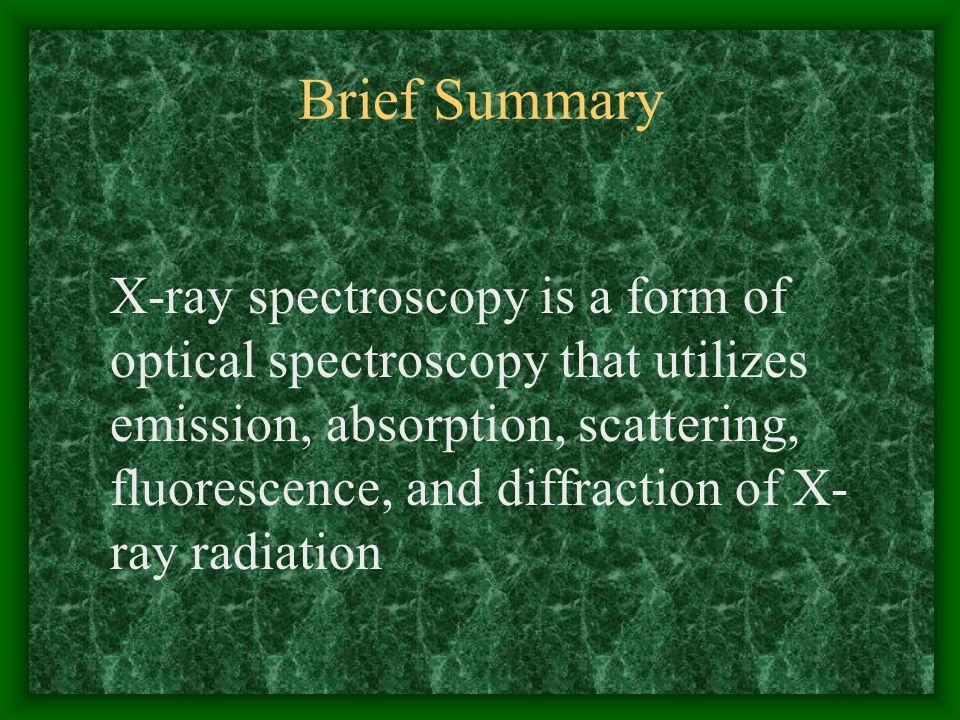 About X-Rays X-rays are short-wavelength (hence, high frequency, and hence, relatively high energy) electromagnetic radiation.