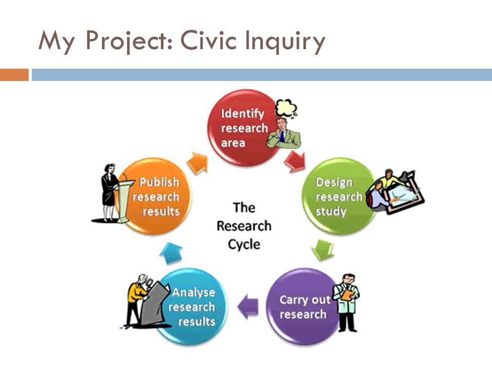 My Project: Civic Inquiry
