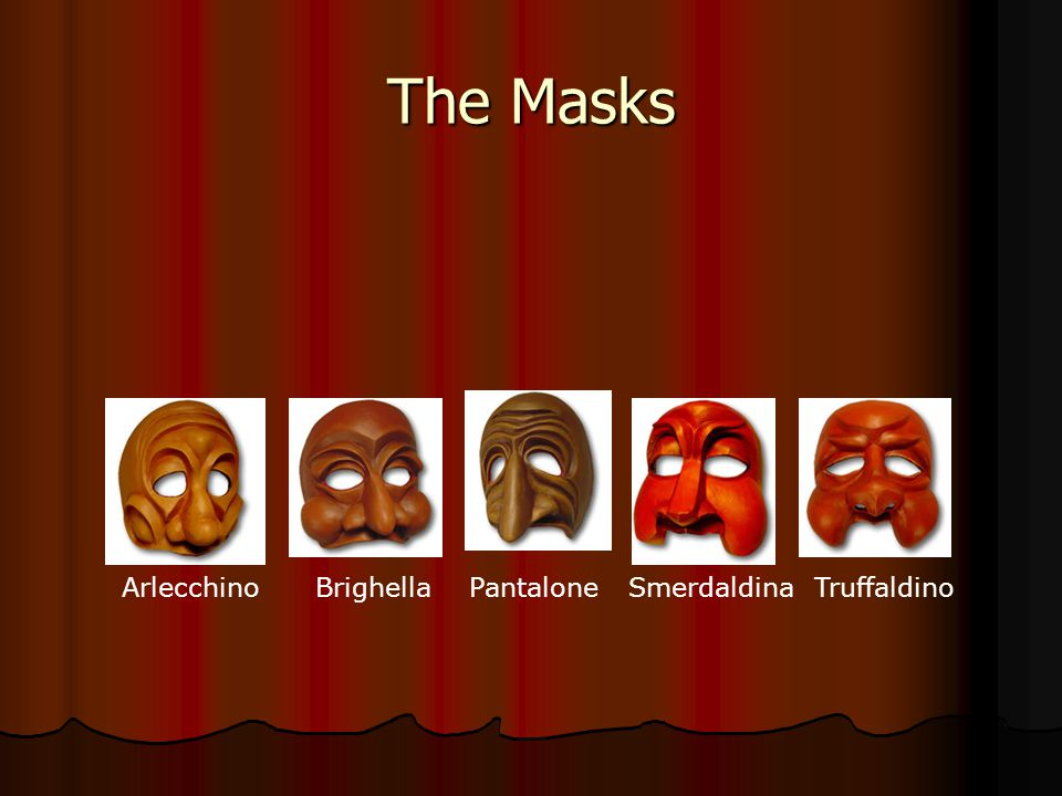 Origins  form of theatre that began in Italy in the 14th century but peaked in the 16th and 17th century characterized by masked types , the advent of the actress and improvised performances based on sketches or scenarios.