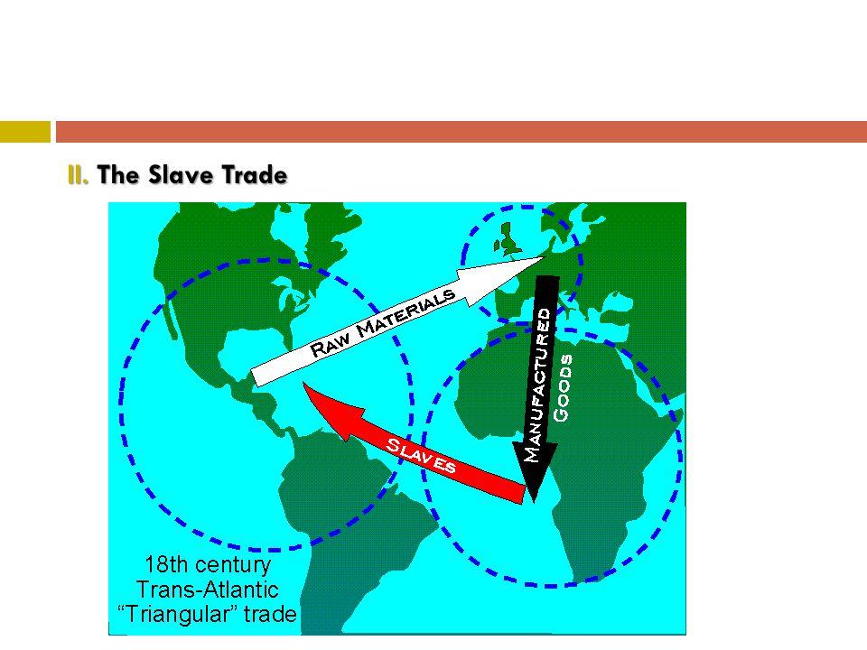 II. The Slave Trade