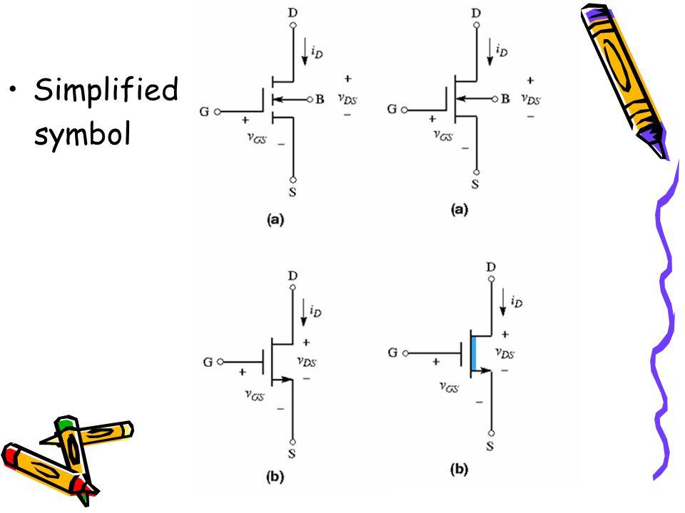 Simplified symbol