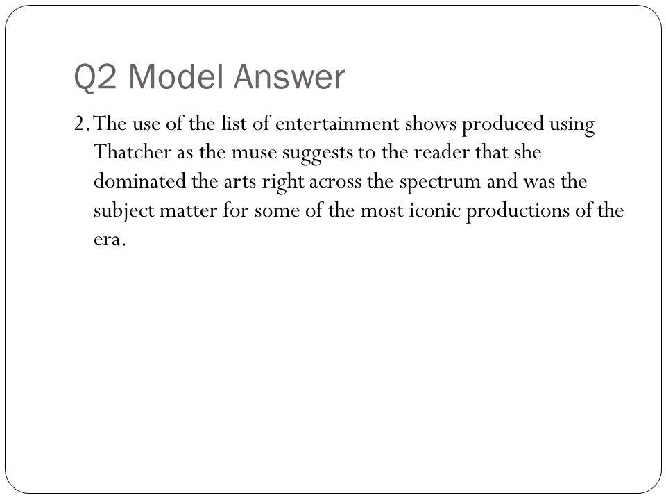 Q2 Model Answer 2.