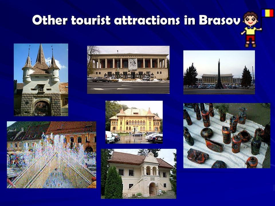 Other tourist attractions in Brasov