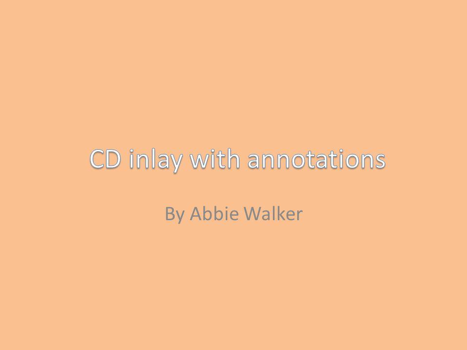 By Abbie Walker