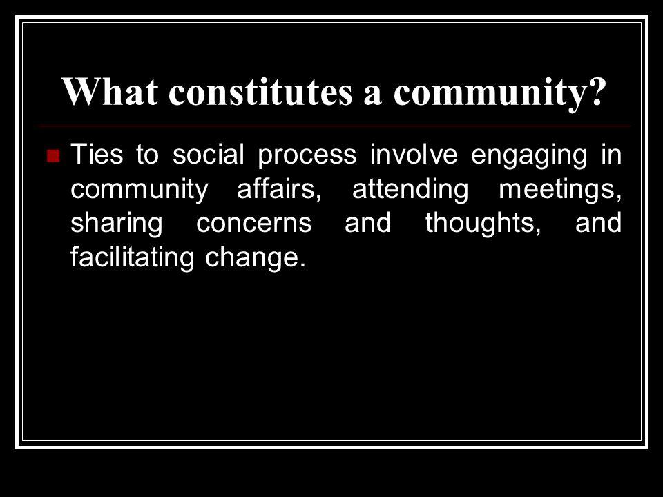 What Community Journlaism.10. Digital technology--using it for conversation 11.