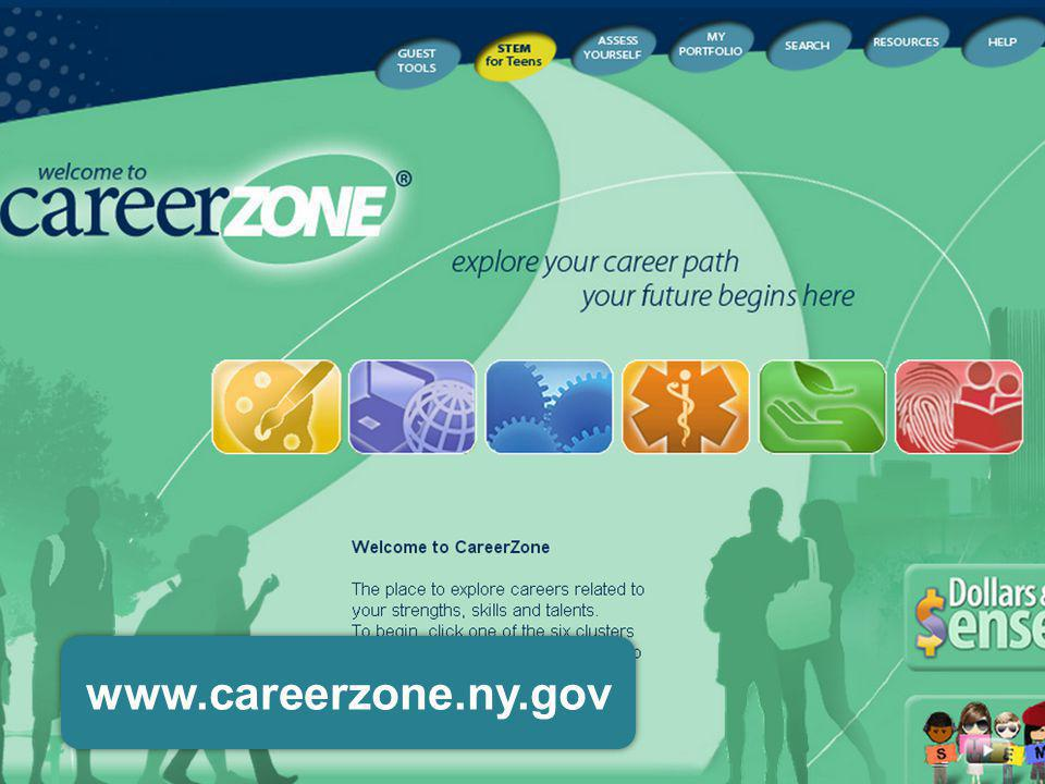 CareerZone and Work Based Learning