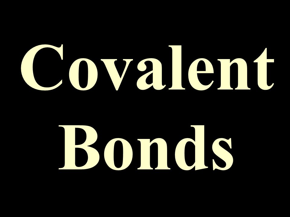 Covalent Bonds 10/12/20142Chem-160